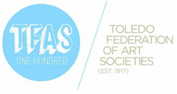Toledo Federation of Art Societies logo